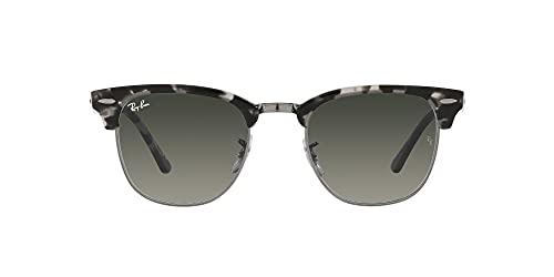 Ray-Ban Gafas de sol cuadradas Rb3016 Clubmaster para hombre