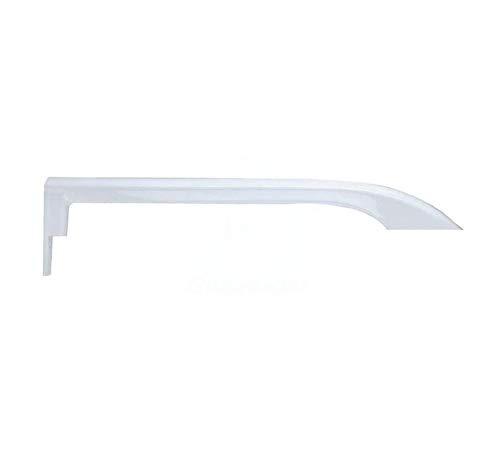 Lifetime Appliance Single Door Handle Compatible with Frigidaire Refrigerator - 5304506469, 5304504507, 5304486359, 242059501, 242059504 (Slope Left)