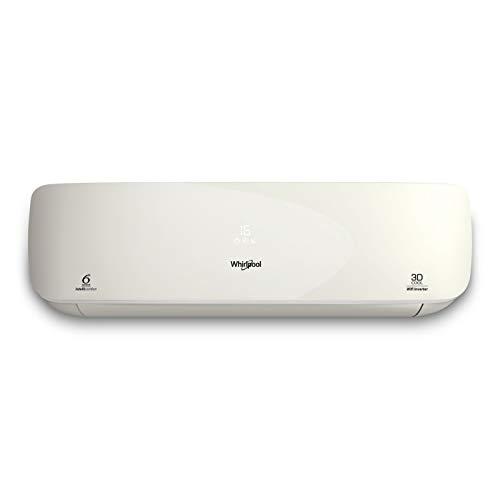Whirlpool 1.5 Tons 3 Star Wi-Fi Inverter Split AC (3DCOOL WIFI PRO 3S COPR INV, White)