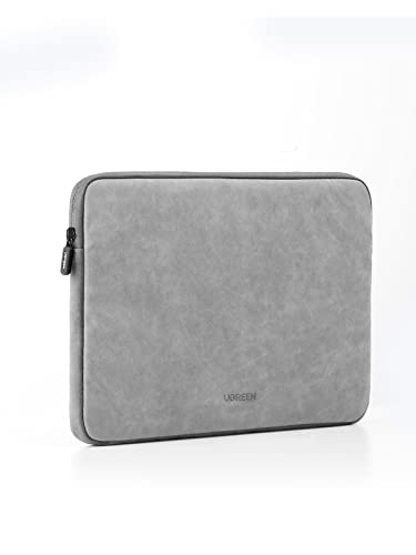 UGREEN Housse Ordinateur Portable 13 et 13.3 Pouces Pochette MacBook Air MacBook Pro 2020 2019 Sacoche Étanche PC Portable pour MacBook Dell XPS 13 HP Envy Lenovo Acer ASUS Chromebook Huawei