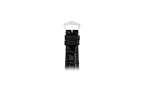 Patek Philippe Calatrava White Gold 5297G-001 with Ebony Black Opalinedial