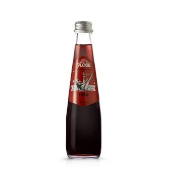 COLA PLOSE 0,250 lt. vetro a perdere - Scatole da 24 bottiglie