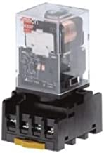 OMRON INDUSTRIAL AUTOMATION MKS2P AC120 POWER RELAY, DPDT, 120VAC, 10A, PLUG IN