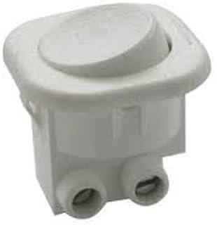 paso de rosca JDM Gancho de remolque de aluminio para remolque autom/ático para parachoques trasero delantero M18 x 2.5mm tipo de autom/óvil europeo Rojo