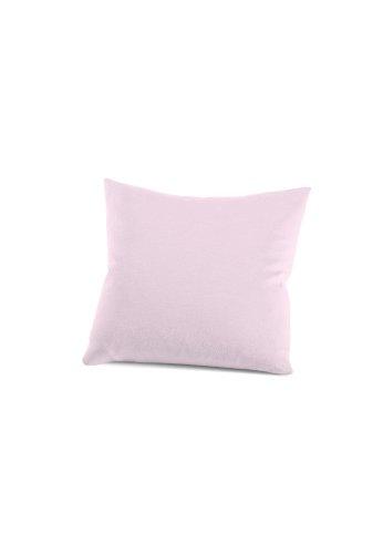 schlafgut 033-174 Mako Jersey Kissenbezug / 40 x 40 cm, zartrosa