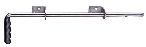 Connex DY2901681 - Ferretería para verjas (Acero inoxidable V2A)