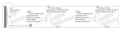 株式会社東光 PAOTOKO ケーキフィル ガトーホワイト 50×300 1,000枚 透明 クリア 白 ケーキフィルム サイドフィルム ケーキシート シート 包み紙 手作りお菓子 ロールケーキ ケーキ 生菓子 販売 業務用 RC156577