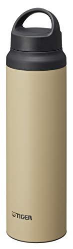 タイガー魔法瓶 水筒 サハラ ステンレスボトル 抗菌加工せん 800ml【スラントハンドル】軽量 直飲み MCZ-S080CZ