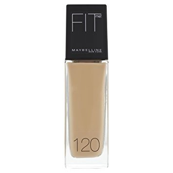 MAYBELLINE FIT ME LIQUID FOUND SPF 18 NR.120 CLASSIC IVORY 30 ML