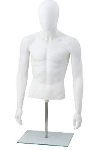 Mannequins Studio Milano Maniquí de hombre para tiendas – Medio busto con...