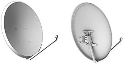 Tecatel tv satelite - Antena parabolica aluminio tornillo ...