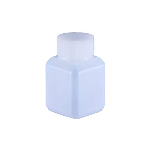 1pcs Empty Plastic Bottle Essential Oil Cosmetic Container Travel Refillable Bottle 20ml/30ml/40ml/60ml/100ml/250m/500ml,100ML-HDPE