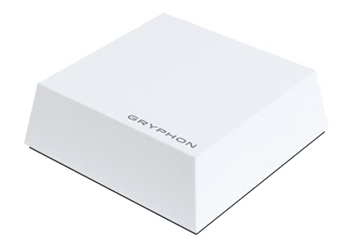 GRYPHON Guardian Router & Mesh WiFi System – up to 1,800Sq Ft per Mesh WiFi Router w/Malware Secure Router Home Protection & Security, AC1200 Dual-Band Wireless Router WiFi Extender for Smart Home