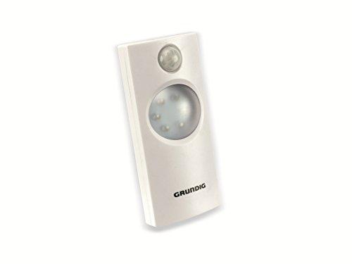 LED Leuchte GRUNDIG mit Bewegungsmelder, batteriebetrieb