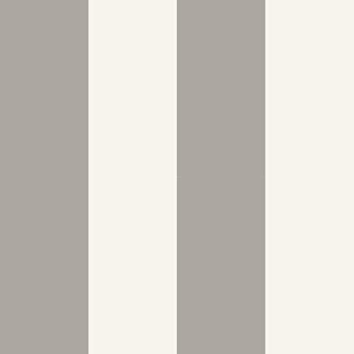 SY33944 Galerie Stripes 2 grey white striped wallpaper