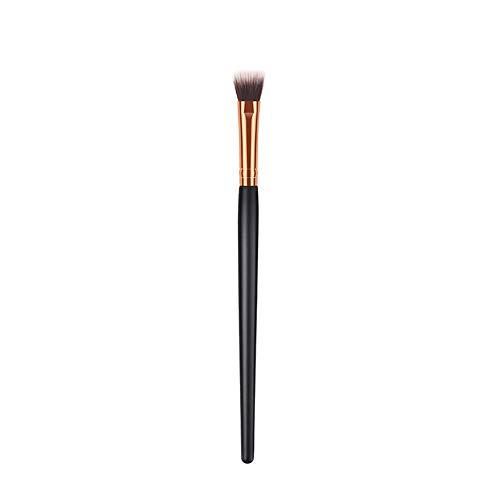 Demarkt Pinceau de maquillage professionnel de qualité supérieure - Noir/doré
