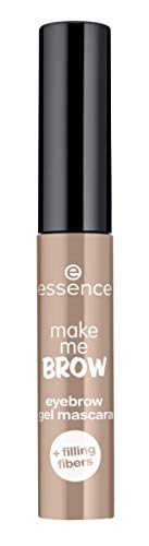 essence | 3-Pack Make Me Brow Eyebrow Gel Mascara | Infused with Fibers to Fill & Sculpt | Vegan & Paraben Free | Cruelty Free (01 | Blondy Brows)