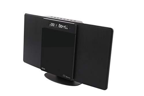 Silva Schneider SMV 700 BT Micro HiFi System Lautsprecher Speaker Bluetooth