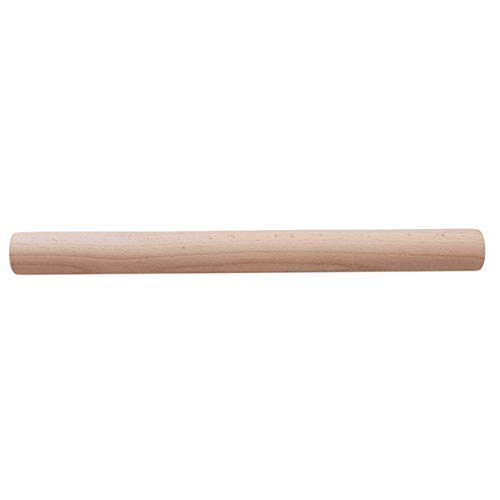 Ellepigy Nudelholz Küchenhelfer zum Backen von Gebäck & Teig Tool, 30 * 3cm