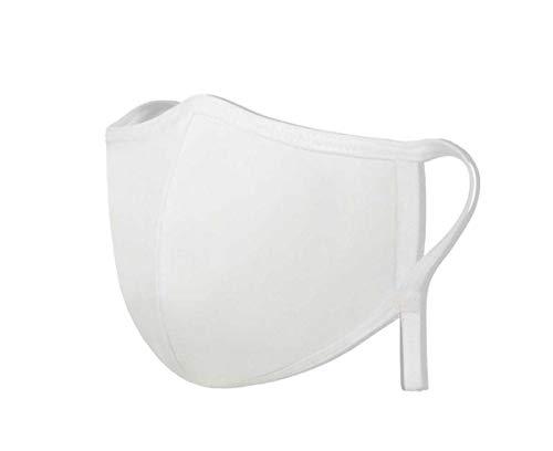 made2trade® Größenverstellbare Kinder Mehrweg Eco Maske - 3-lagig für Mädchen und Jungen - 4er Pack