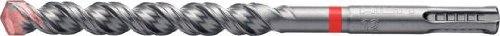 Hilti 00355326 TE-C Hammer Drill Carbide Masonry Bit, TE-C 3/4-Inch by 8-Inch, SDS Plus