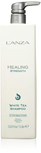 L'anza Healing Strength White Tea Shampoo (1 Litre)