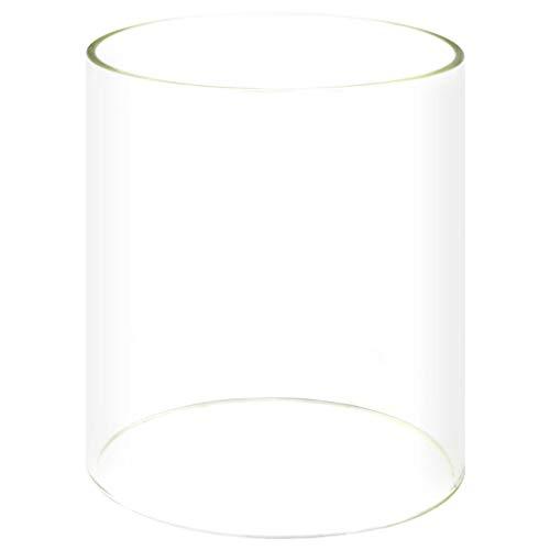 vidaXL Glaszylinder Würstchenwärmer Bockwurstwärmer Hot Dog Maker Ersatzglas