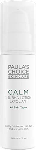 Paula's Choice Calm 1% BHA Exfoliant - Exfolieert het Gezicht met Salicylzuur - Kalmeert de Huid met Beta-Glucan & Groene Thee Extract - Alle Huidtypen - 100 ml