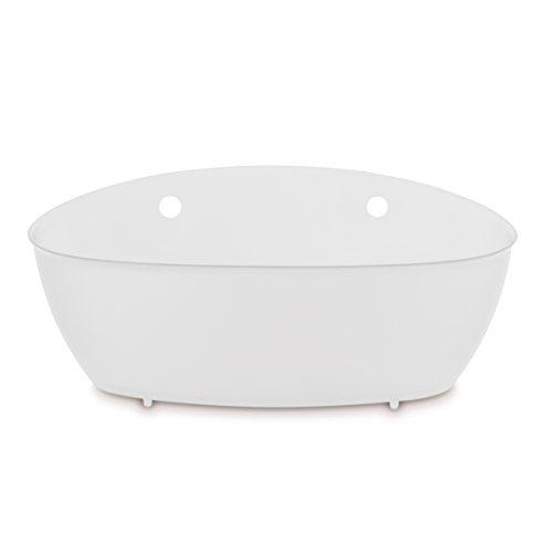 koziol Utensilo Splash, thermoplastischer Kunststoff, weiß, 9.5 x 27.5 x 13 cm