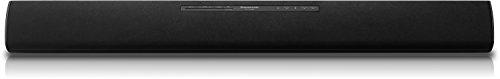 Panasonic SC-HTB8EG-K wandmontagefähig Stereo Soundbar System (optischer Eingang, Bluetooth, Chinch AUX Eingang, 80 Watt RMS) schwarz