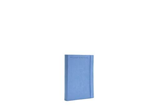 Agenda giornaliera flexy diary 18 mesi 2021 colore lavanda cm 11 x 16,5