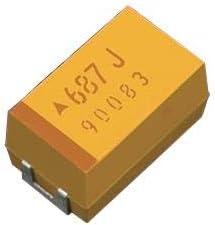 Tantalum Capacitors - Year-end gift Solid SMD 35V Tol. ESR 4.7uF 20% Popularity Pack 700