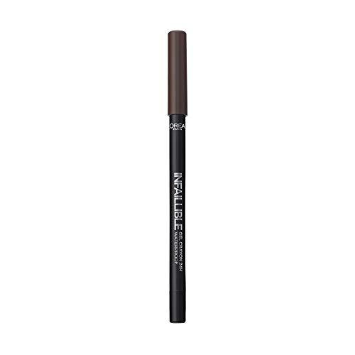 L'Oréal Paris Make Up Designer Infaillible Gel Crayon Etanche pour Yeux 03 Browny Crush
