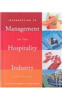 Introduction to Management in the Hospitality Industry, Textbook and Study Guide