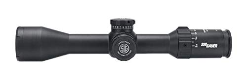 Why Should You Buy Sig Sauer WHISKEY5 Scope, 3-15x44mm, 30mm, SFP, Mrad SOW53017