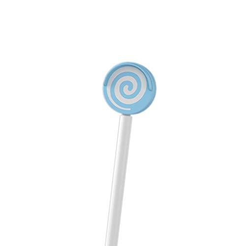 Zerama Baby-Kind Zungenreiniger Lollipop Scraper, Baby Zunge Zungenschaber Oral Reinigungsmittel für Mundpflege Reinigungsmittel-Werkzeug