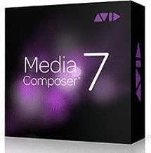 Avid Media Composer 7 (Retail/Commerical) with Boris Continuum Complete AVX 9 (BCC9)