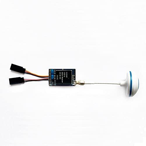 DingPeng 5.8G 600mw trasmettitore Antenna Quadcopter Parts 5.8GHz FPV Sistema Combo DIY RC. Droni Accessori 5.8G 600MW Receiver Antenna FPV Drone RC (Color : Receiver)