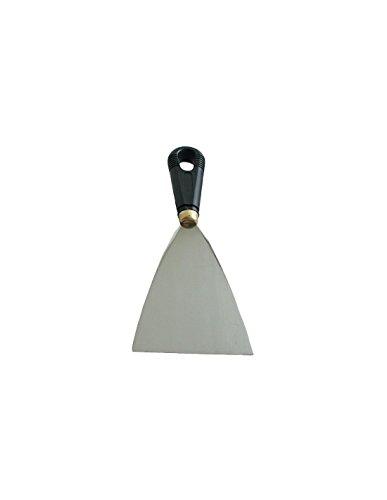 Outibat - Couteau de peintre inox / Manche plastique - 8