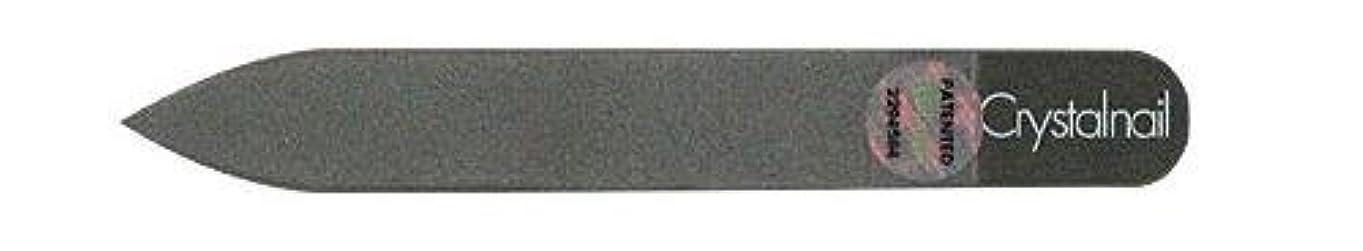 追うピッチャーオーバーフローCrystal nail grass nail file (クリスタルネイル ガラスネイルファイル) 9cmーtype(クリスタルネイルミニ付き)