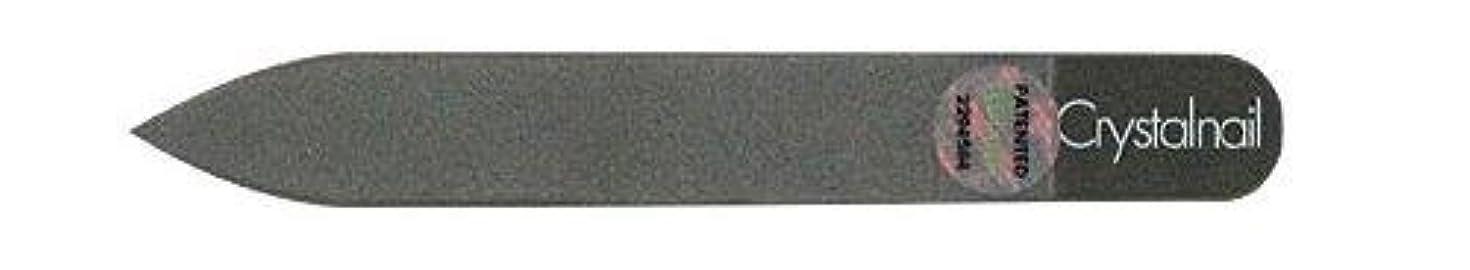 派手サンダース取り囲むCrystal nail grass nail file (クリスタルネイル ガラスネイルファイル) 9cmーtype(クリスタルネイルミニ付き)