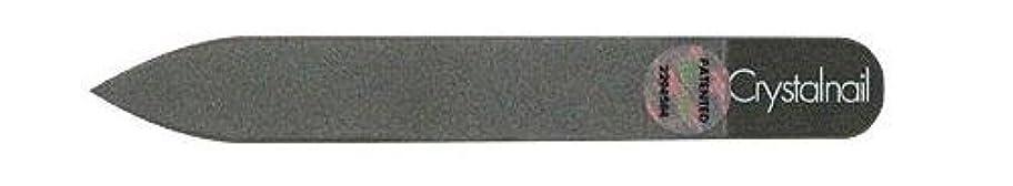 量でスタック増幅器Crystal nail grass nail file (クリスタルネイル ガラスネイルファイル) 9cmーtype(クリスタルネイルミニ付き)