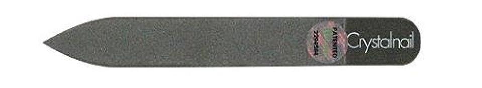 外交問題クラウド管理者Crystal nail grass nail file (クリスタルネイル ガラスネイルファイル) 9cmーtype(クリスタルネイルミニ付き)