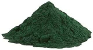 Alga Spirulina Pura Polvo rico en vitaminas y minerales. 100 gramos