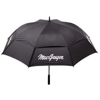 MACGREGOR MACGUMB04 Paraguas, Unisex Adulto, Negro, 157 cm
