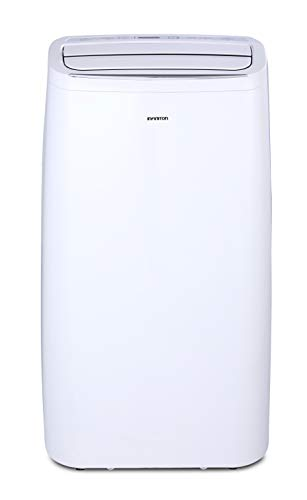 INFINITON Aire Acondicionado PORTATIL PAC-W12 (3520 Frigorias, A+, Bomba de Calor, Display LED, Control Remoto, Deshumificador, Compatible con Alexa y Google, Incluye Kit de instalación)