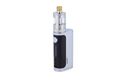 Nautilus GT E-Zigaretten Set - 75 Watt - 3ml Tankvolumen - von Aspire - Farbe: silber