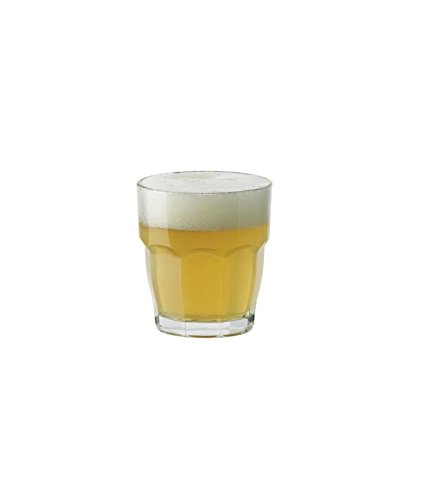 Bormioli Rocco Set da 4 bicchieri Rock Bar Lounge 27 cl