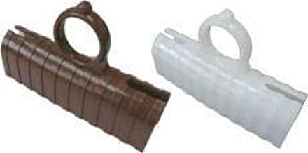 守っ手 Mamotte ドアオープナー&つり革グリップ2個セット (ナチュラル・ブラウン)