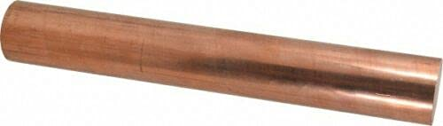 1 Pc of 1-3 4 Inch Diameter Rod 12 Copper Max OFFicial shop 66% OFF x Long All Round